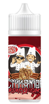 Cinnamon Crumble Cake by Baker Boyz by Baker Boyz E Juice Available on ELiquid Universe