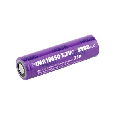 Efest IMR 18650 2900mAh 35A Battery on ELiquid Universe