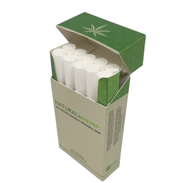 Natural Hemp Sticks | Pure Hemp | Hemp Cigarettes By Natural Hemp