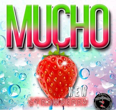 Mucho Strawberry EJuice By The Neighborhood by The Neighborhood on E Liquid Universe. Premium E Juice Brands & Accessories at Low Prices