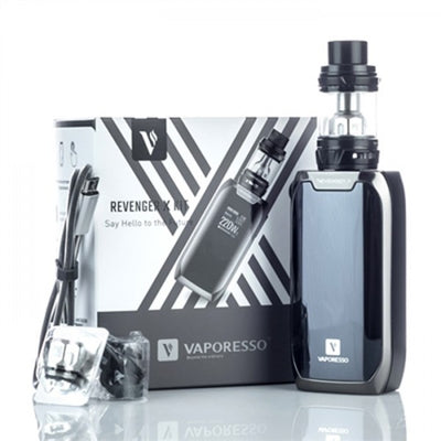 Vaporesso Revenger X 220W TC Vape Starter Kit by Vaporesso Available on ELiquid Universe