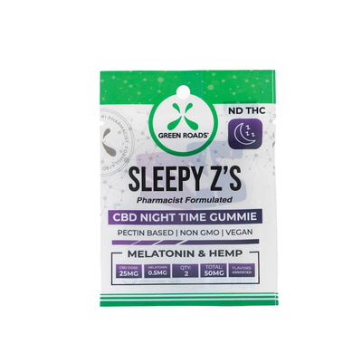 Green Roads CBD Sleepy Z's – 50MG