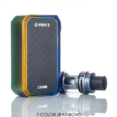 SMOK G-PRIV 2 230W TC Vape Starter Kit by SmokTech on E Liquid Universe. Premium E Juice Brands & Accessories at Low Prices