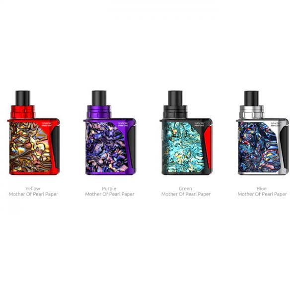 SMOK Priv One All-in-One Vape Starter Kit by SmokTech Available on ELiquid Universe
