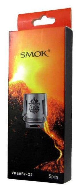 SMOK TFV8 Baby Beast Replacement Coils (5-Pack) by SmokTech Available on ELiquid Universe