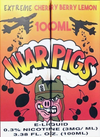 War Pigs ELiquid by Cloud Thieves Juice Co. Available on ELiquid Universe