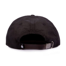 Wax Cotton Unstructured Strapback