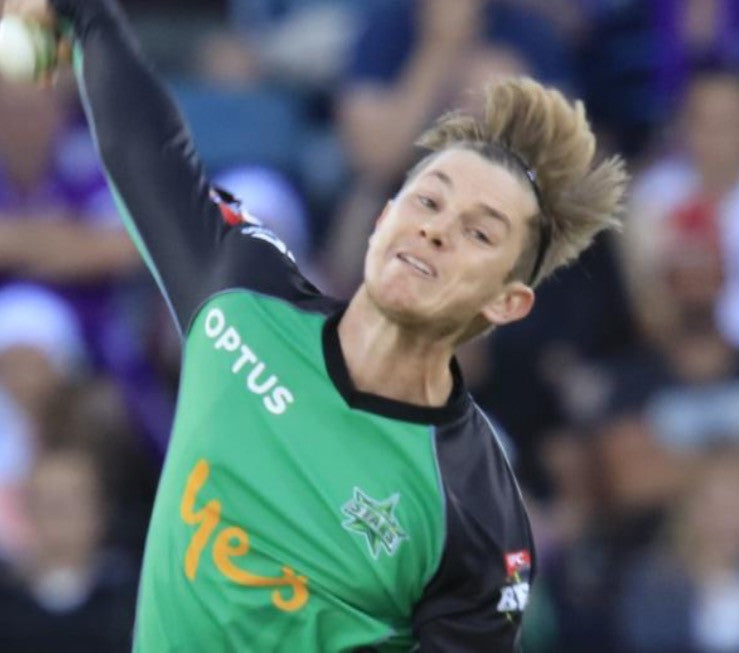 adam zampa headband