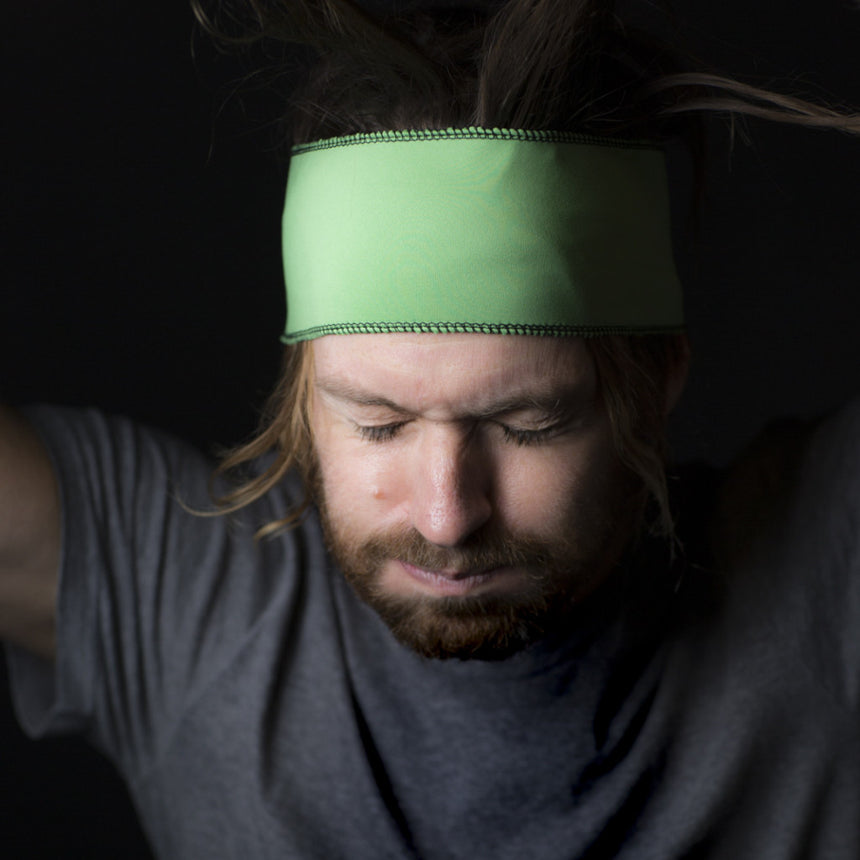 skiing headband