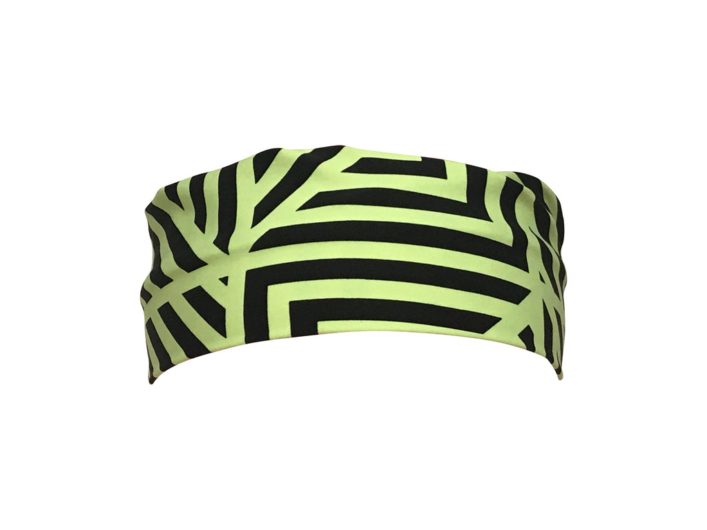 lycra workout headband