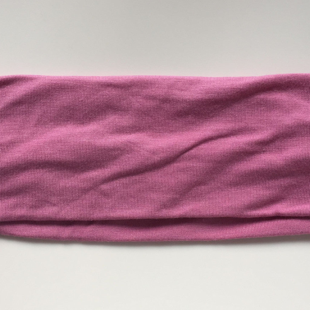 rose yoga headband