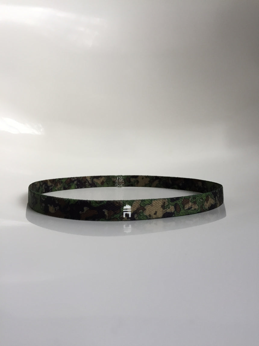 Australian Green and Gold Headband