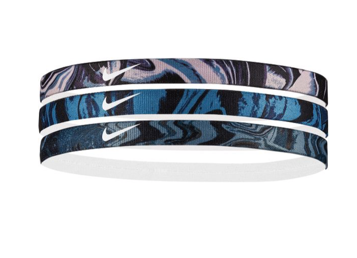 Nike assorted swirl headbands