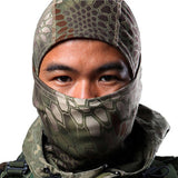 Rattlesnake Camo Tactical Mask