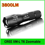 Tactical Flashlight 3800 Lumens