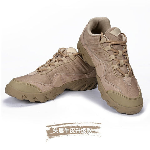 Military Tactical Hiking Shoes