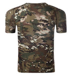 Quick Dry Compression T Shirt