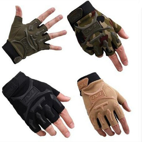 Half Finger Tactical Gloves