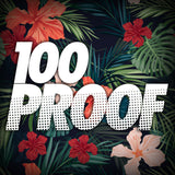 100 Proof Vape Co. eJuice Logo
