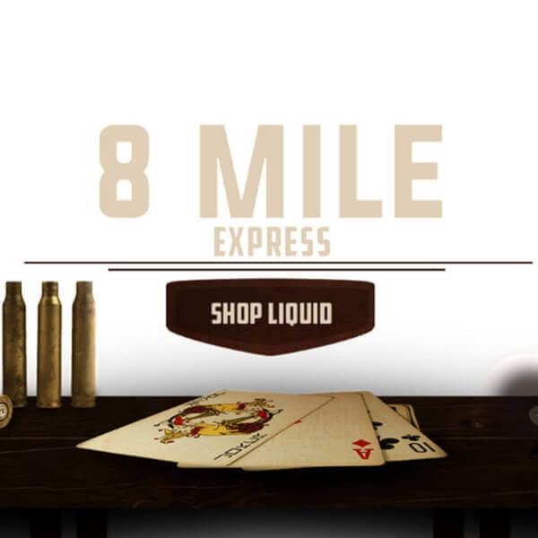 8 Mile Express eJuice