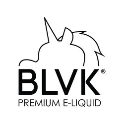 BLVK Unicorn eJuice Logo