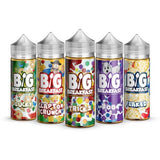 Big Breakfast E-Liquid Logo