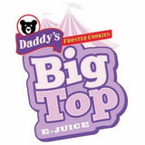 Big Top eJuice Logo