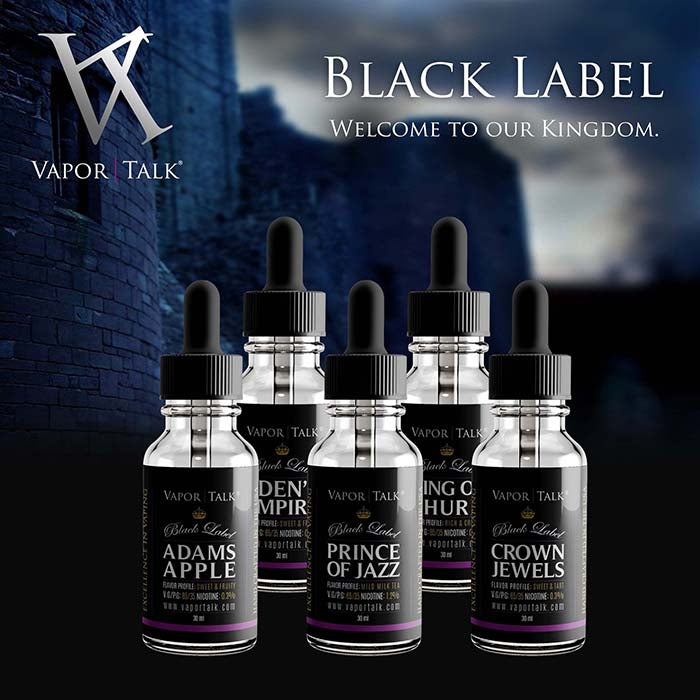 Black Label eLiquids