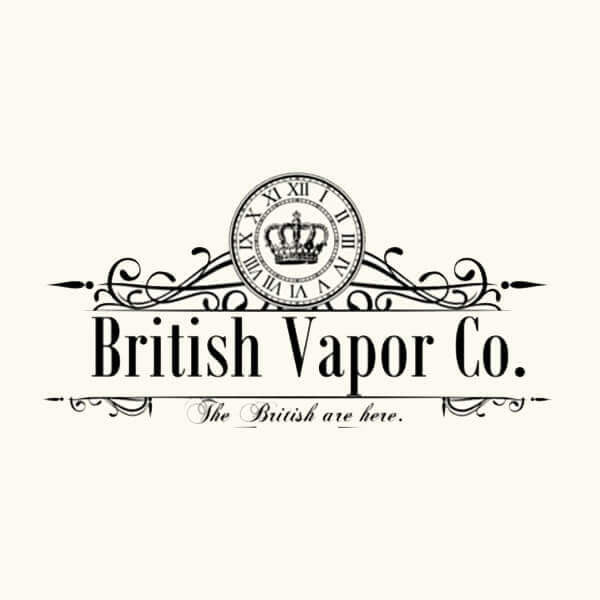 British Vapor Co eJuice