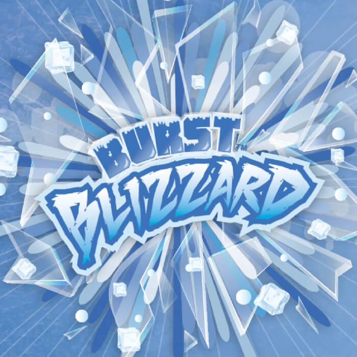 Burst Blizzard E-Liquid Distributor | VapeRanger Wholesale eJuice