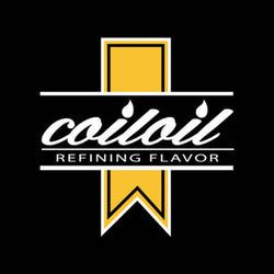 Coil Oil E-Liquid Logo