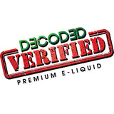 Decoded Verified eJuice Logo