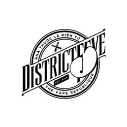 District F5VE Vaping Hardware Logo