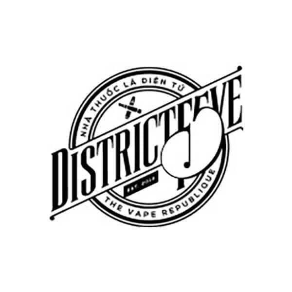 District F5VE Vaping Hardware