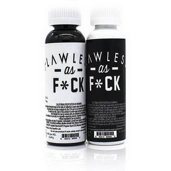 Flawless As F*ck E-Liquid
