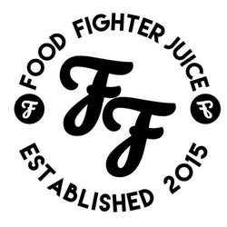 Food Fighter eJuice Logo