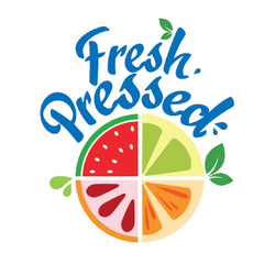 Fresh Pressed E-Liquid Logo