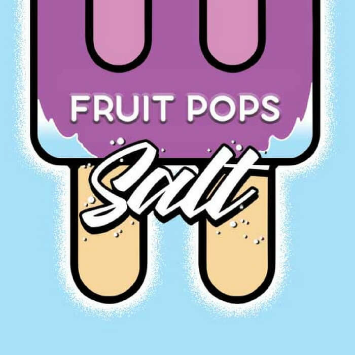 Fruit Pops Nicotine Salt eJuice