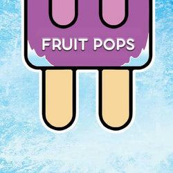 Fruit Pops eJuice Logo