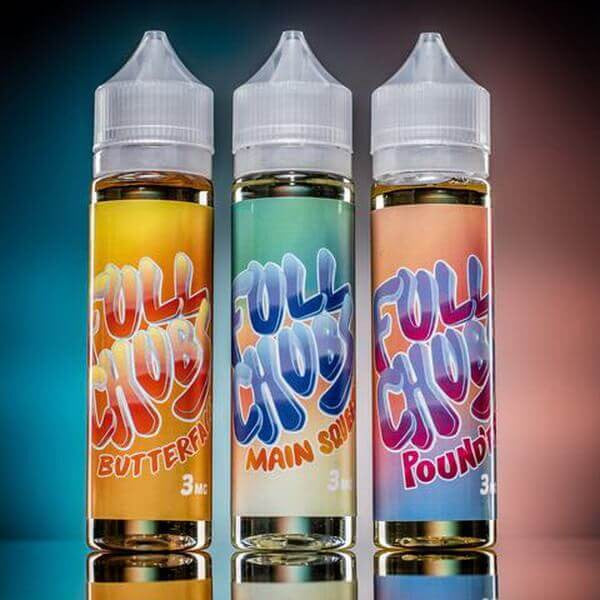 Full Chubs eJuice