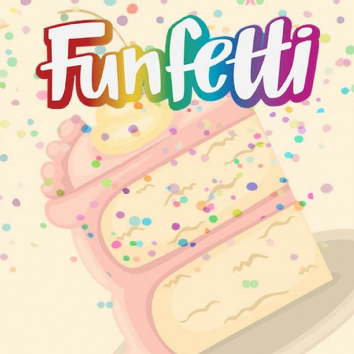 Funfetti by Tailored Vapors