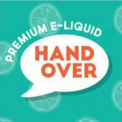 Hand Over E-Liquid Logo