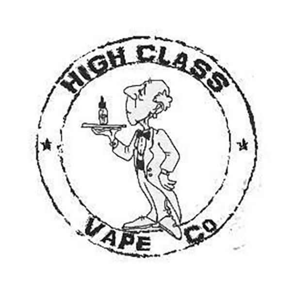High Class Vape Co Bombshell Line E-Liquid
