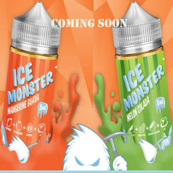 Ice Monster E-Liquid Logo