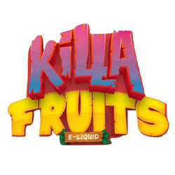 Killa Fruits E-Liquid Logo