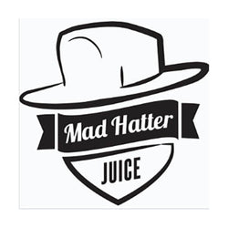 Mad Hatter eJuice Logo