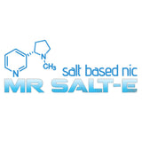 Mr. Salt-E E-Liquid Logo