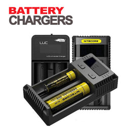 Battery Chargers Logo
