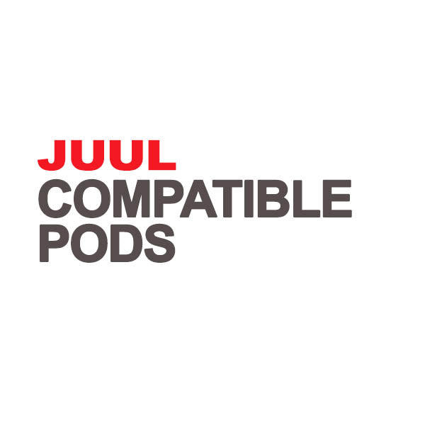 JUUL Compatible Pods From Loon, 4X, Viv, Plus & More