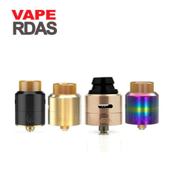 RDAs (Rebuildable Dripping Atomizers) Logo